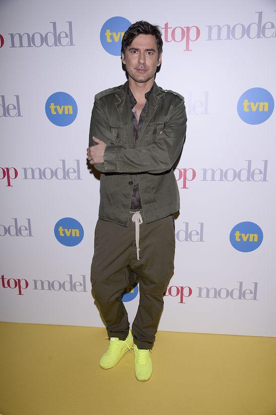 Skromna kreacja Joanny Krupy na promocji nowego sezonu Top Model