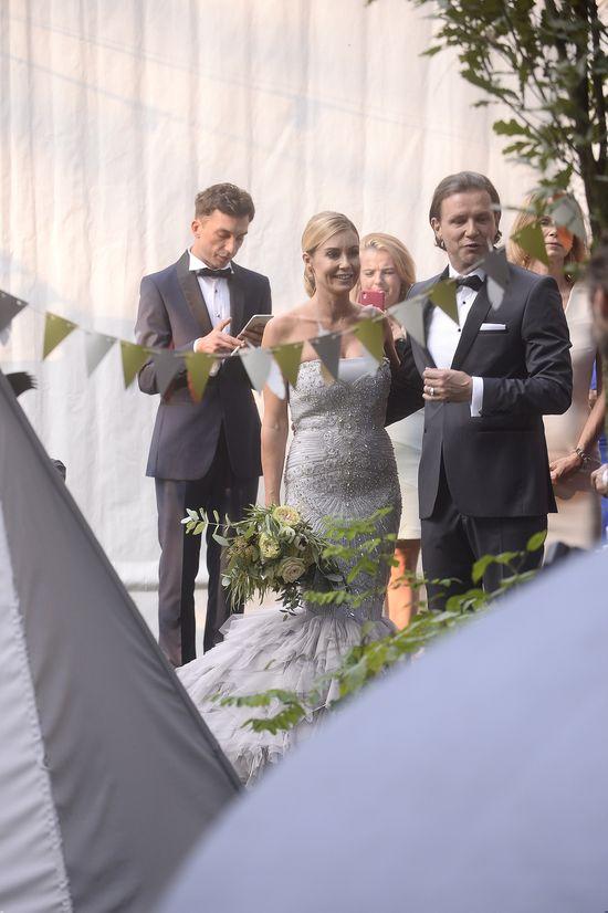 KOLEJNA suknia �lubna Ma�gorzaty Rozenek zrobi�a du�e wra�enie! (FOTO)
