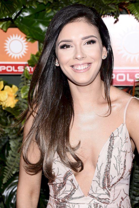 Klaudia Halejcio ma romans ze znanym aktorem?! (Instagram)