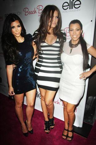 Kourtney i Khloe Kardashian nie zamierzają się głodzić