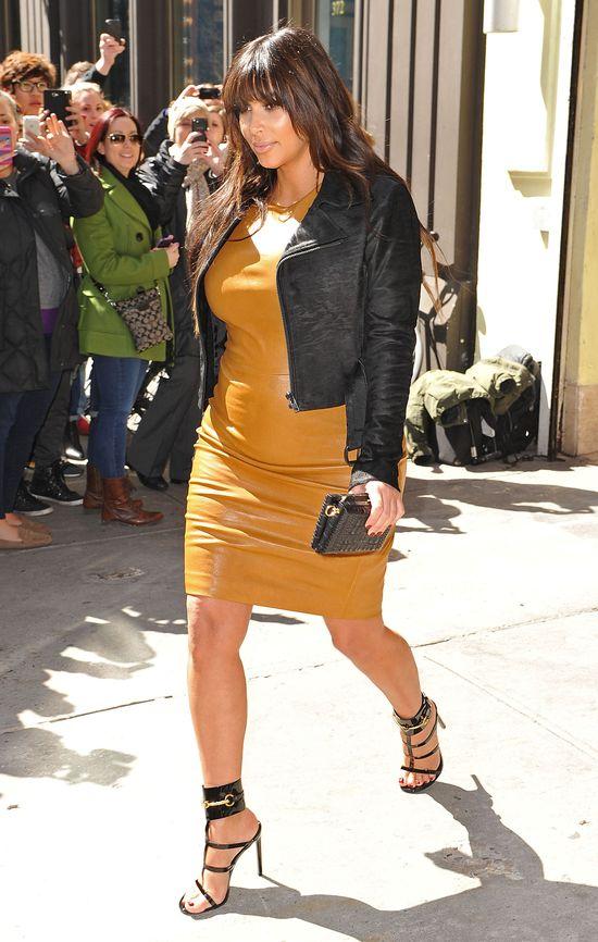 Kim Kardashian chce rodzić w Paryżu?