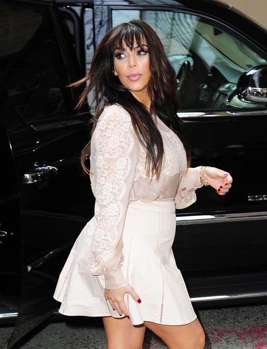 Kim Kardashian: kolejny dzie� kolejna modowa wpadka (FOTO)