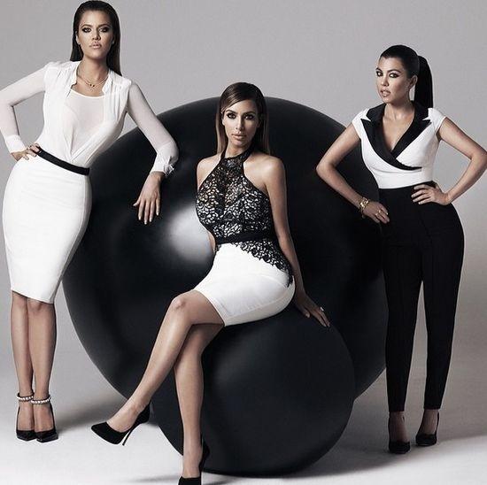 Karrueche Tran dostanie pracę u Kardashianek? (FOTO)
