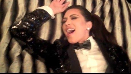 Kardashianki nagrały wideo do Lady Marmalade [VIDEO]