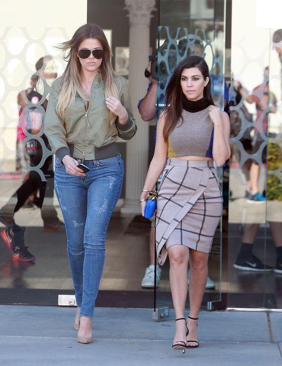 Khloe i Kourtney Kardashian pope�ni�y gaf�?! (FOTO)