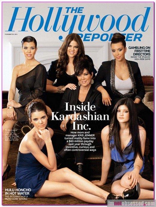 Kardashianki wypuszczają linię kosmetyków