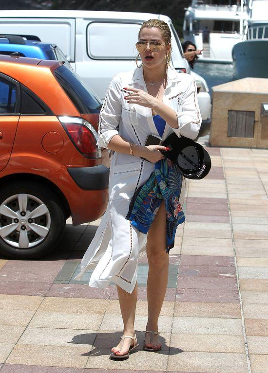 Tak Kardashianki bawią się na wakacjach (FOTO)