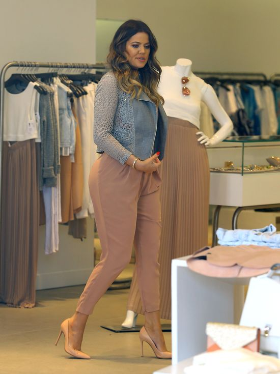 Siostry Kardashian na zakupach (FOTO)