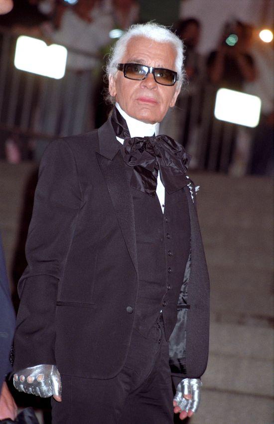 Grubi ludzie pozywają Karla Lagerfelda!