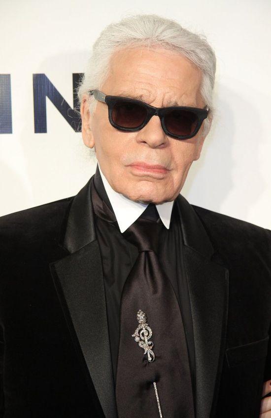 Karl Lagerfeld ma SIOSTR�!