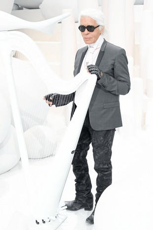 Lagerfeld o Lanie Del Rey: Nie ona jedna ma implanty