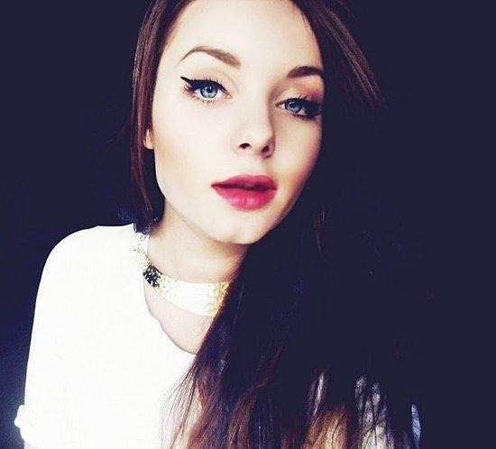 Karolina Biały - mówią, że jest podobna do Luxurii Astaroth