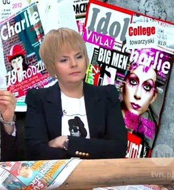 Nowa fryzura Karoliny Korwin-Piotrowskiej (FOTO)