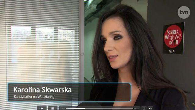 Karolina Skwarska Wodzianką u Kuby(VIDEO)