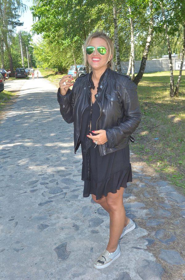 Bardzo mocno odchudzona Karolina Szostak na okładce Vivy