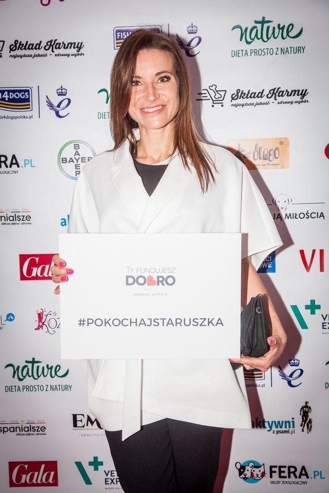 Agnieszka Włodarczyk i inne gwiazdy na gali Ty Fundujesz Dobro (ZDJĘCIA)