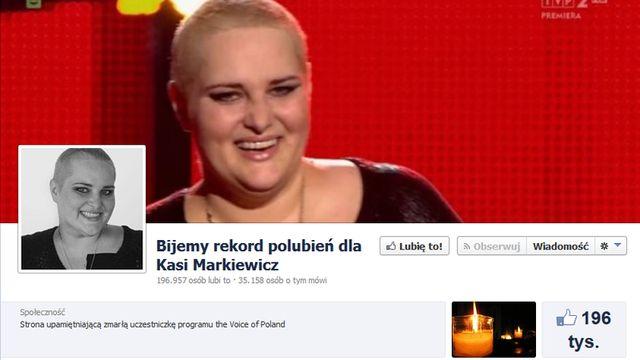 SKANDAL - internauta zarobił na śmierci Kasi Markiewicz