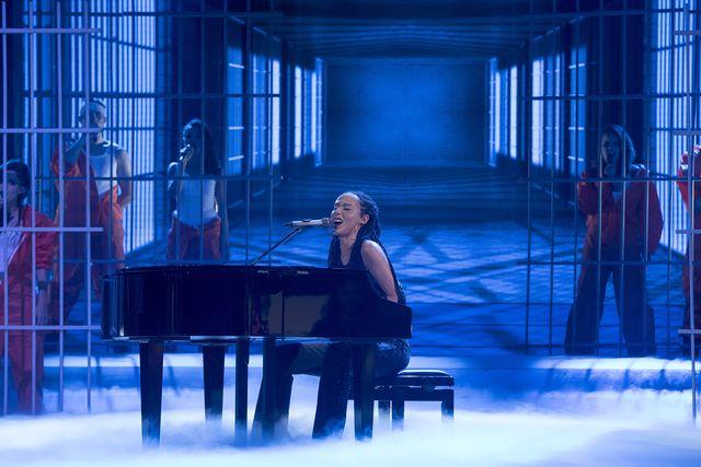 Kasia Moś jako Alicia Keys w Twoja Twarz Brzmi Znajomo (VIDEO)