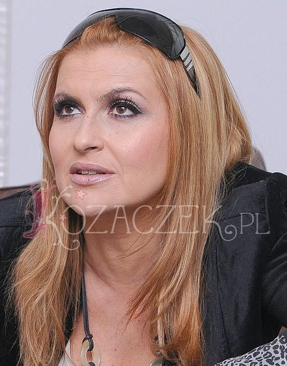 Makijażowa katastrofa Kasi Skrzyneckiej (FOTO)