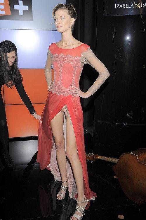 Polka ulubioną modelką Victorii Beckham