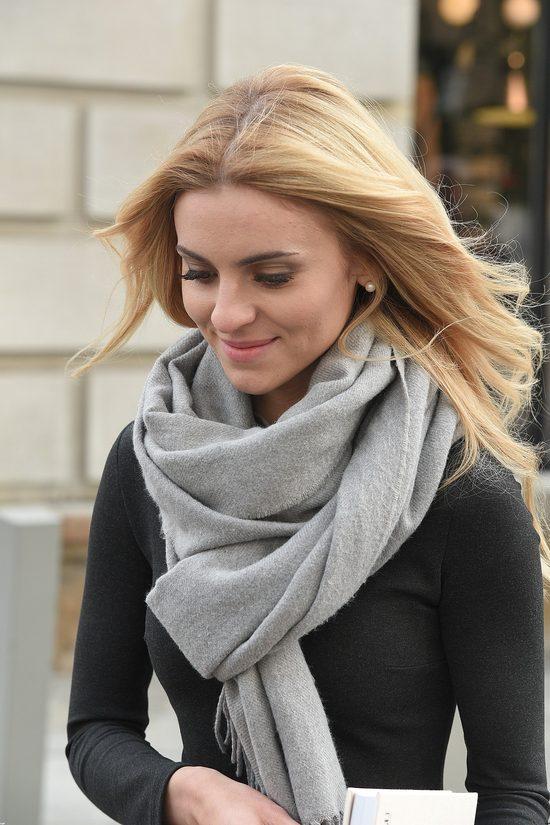 Kasia Tusk promuje Elementarz Stylu (FOTO)