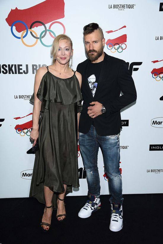 Jak zaczęła się miłość Kasi Warnke i Piotra Stramowskiego?