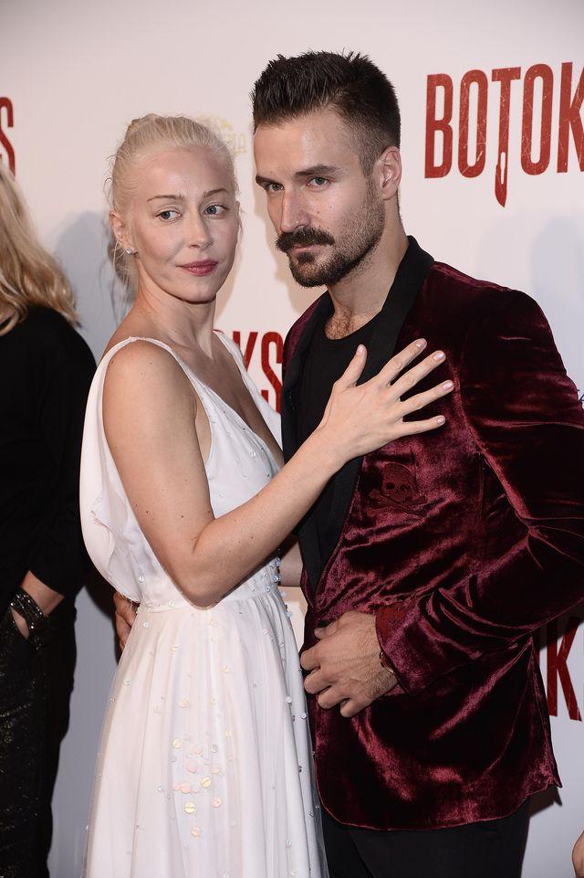Katarzyna Warnke ma nowy kolor włosów - pokazała go na premierze Botoksu