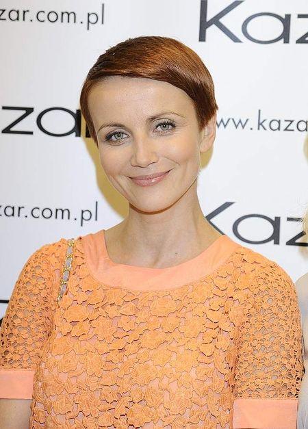 Anna Mucha znów o diecie Katarzyny Zielińskiej
