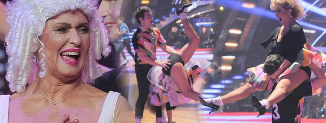 Ewa Kasprzyk pokazała, jak się tańczy rock&rolla (FOTO)