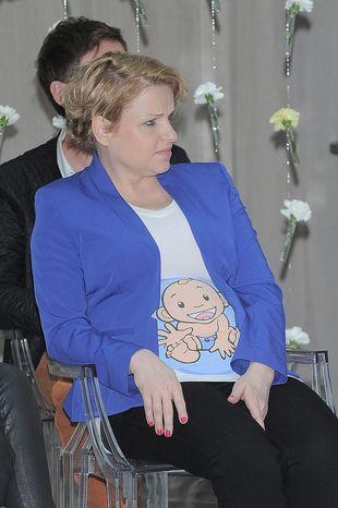 Ciężarna Kasia Bosacka i jej nowy program (FOTO)