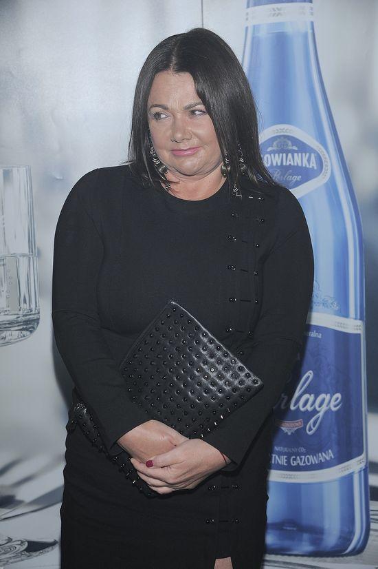 Katarzyna Niezgoda wr�ci�a na �cianki (FOTO)