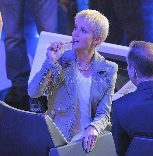 Katarzyna Zielińska blondynką! (FOTO)
