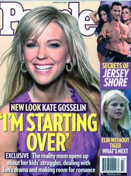 Kate Gosselin wydała 1200$ na nową fryzurę!