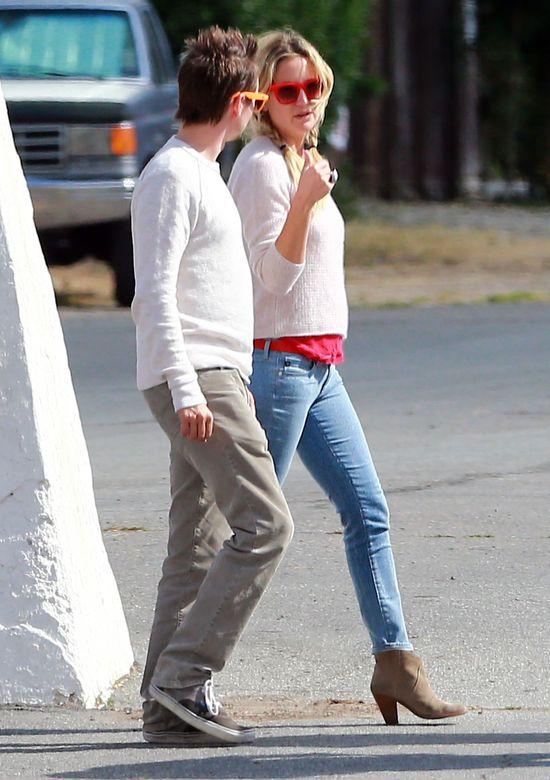 Kolejny kryzys w związku: Kate Hudson i Matt Bellamy