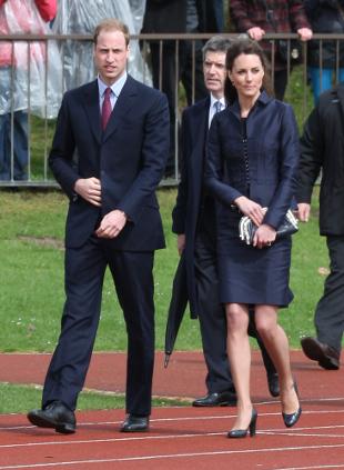 Królowa podarowała książęcej parze letnią posiadłość