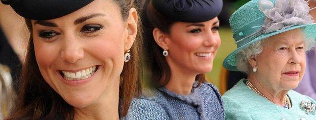 Kate Middleton wniosła na królewski dwór radość