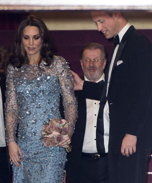 Księżna Kate urodzi córkę? (ZDJĘCIA)