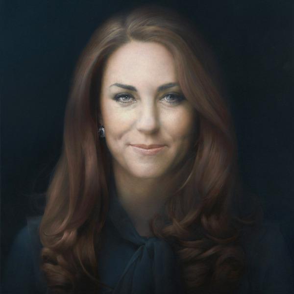 Jest pierwszy portret księżnej Cambridge!