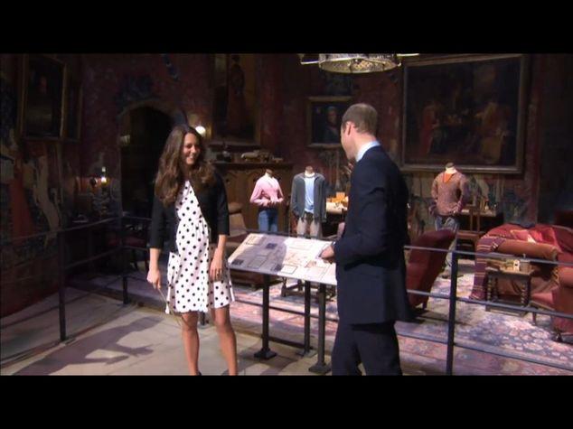 Sukienka księżnej Kate z Topshopu zniknęła ze sklepów