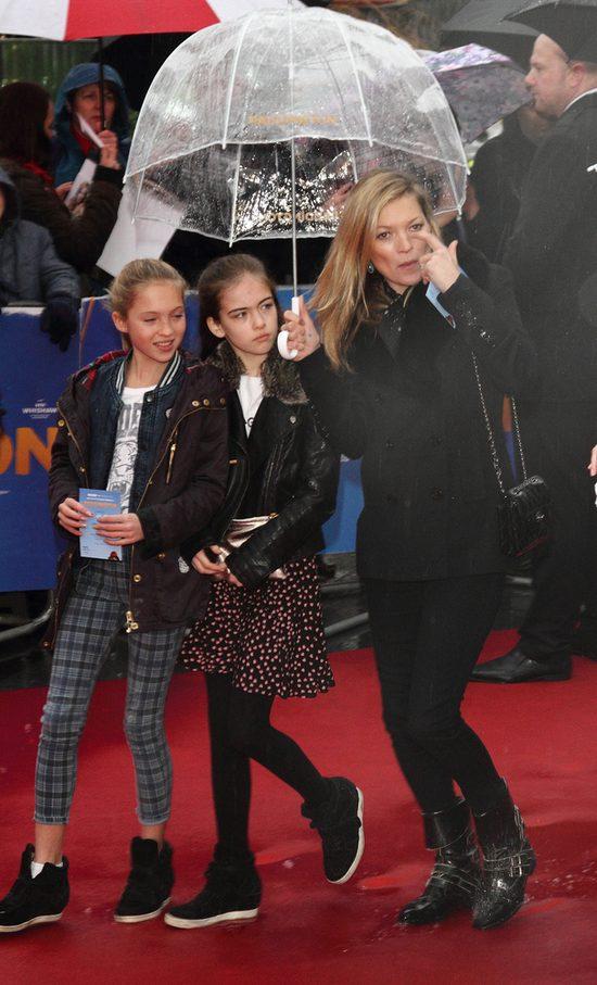 Tak córka Kate Moss wyglądała kilka lat temu... (FOTO)