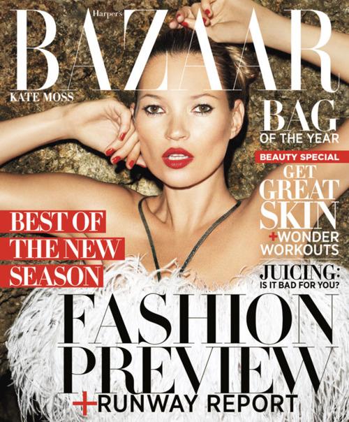 Kate Moss: Jeszcze długo nie zrezygnuję z kariery