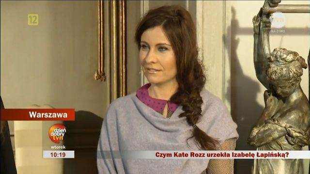 Kate Rozz muzą znanej projektantki (VIDEO)