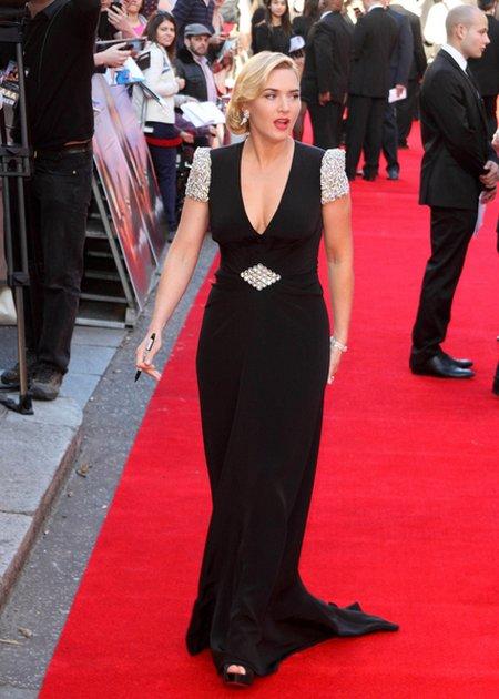Kate Winslet jest dumna ze swoich piersi