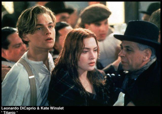 Kate Winslet o tym, jak podstępem odchudzano ją do roli w Titanicu