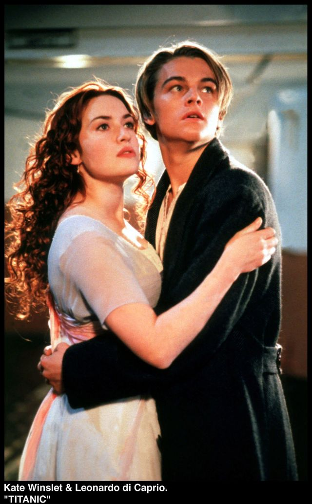 Kate Winslet o romansie z Leonardo DiCaprio