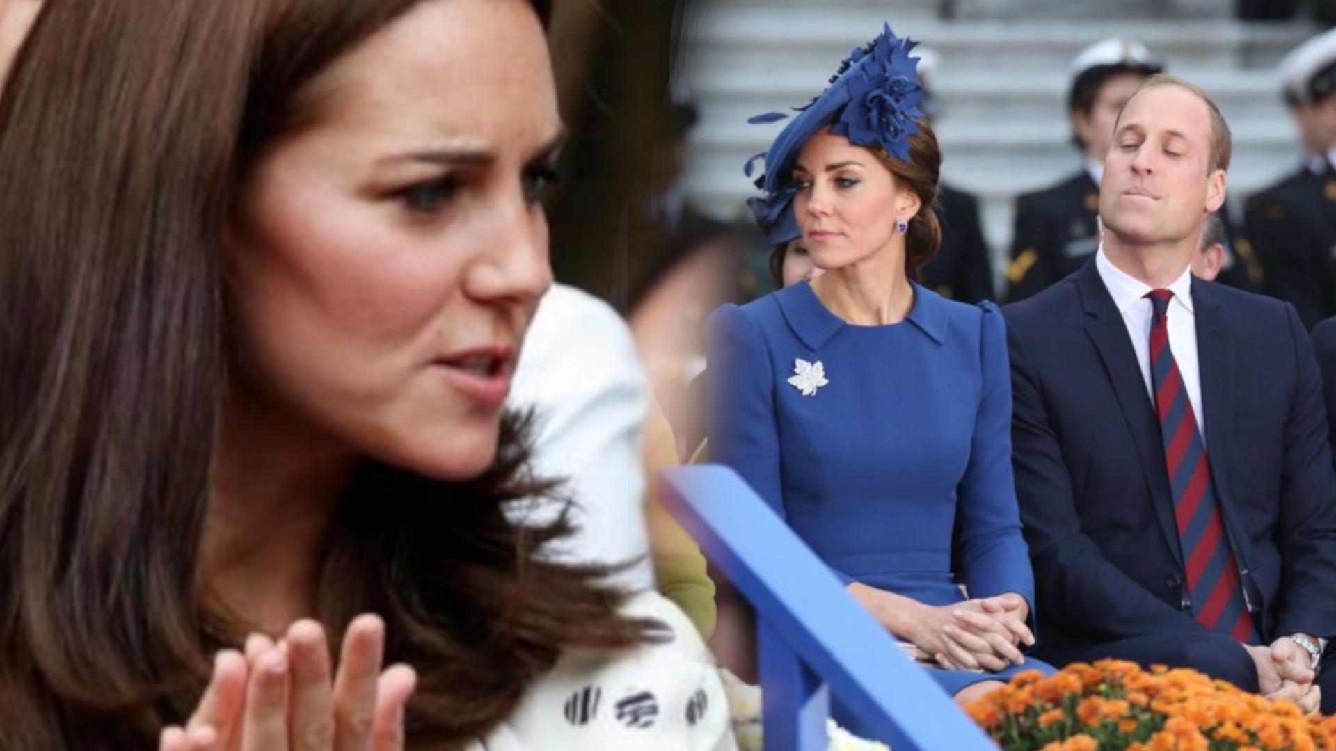Wyszła na jaw wielka KŁÓTNIA księżnej Kate i księcia Williama