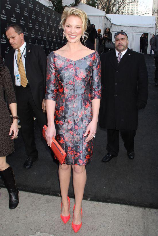Katherine Heigl bez makijażu