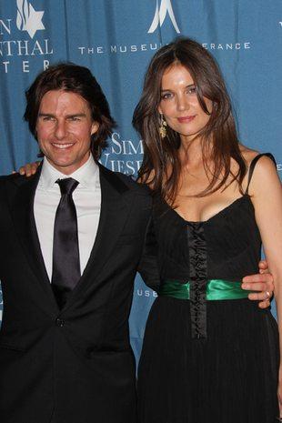 Tom Cruise o Katie Holmes: Jest dla mnie wszystkim