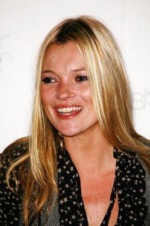 Kate Moss spędziła święta z byłym