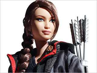 Jennifer Lawrence doczekała się swojej lalki Barbie (FOTO)